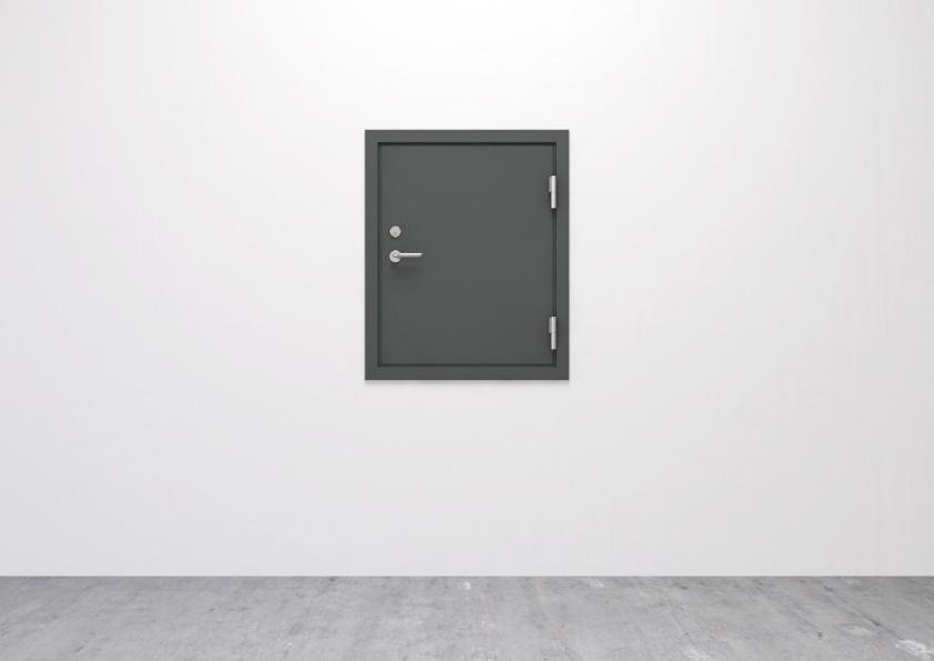 Säkerhetslucka - Innerlucka